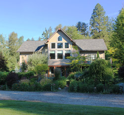 Windborne Bed and Breakfast, Castlegar, BC